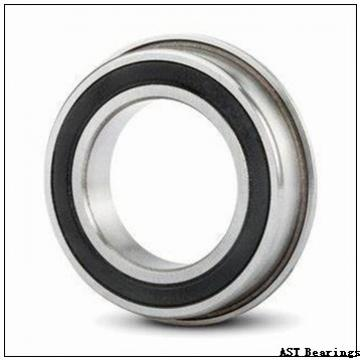 AST 5201 angular contact ball bearings