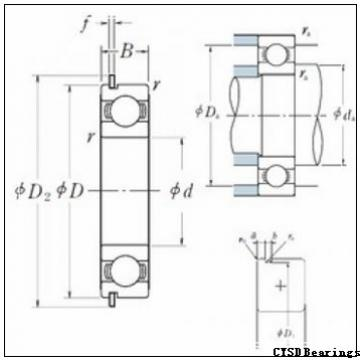 130 mm x 200 mm x 42 mm  CYSD 32026*2 tapered roller bearings