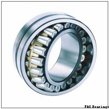 30 mm x 72 mm x 27 mm  FAG 2306-2RS-TVH self aligning ball bearings