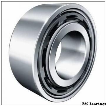 85 mm x 130 mm x 29 mm  FAG 32017-X-XL tapered roller bearings