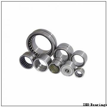 60 mm x 90 mm x 13 mm  IKO CRB 6013 UU thrust roller bearings