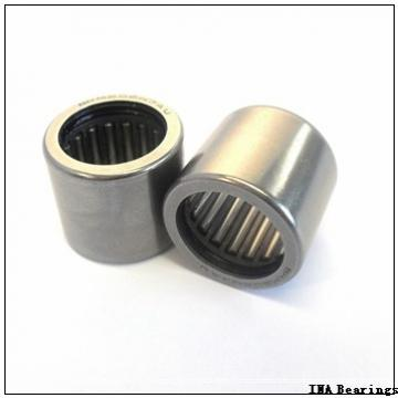 110 mm x 160 mm x 70 mm  INA GE 110 UK-2RS plain bearings