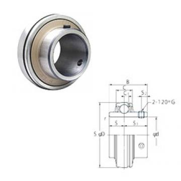 75 mm x 130 mm x 77,8 mm  FYH UC215 deep groove ball bearings