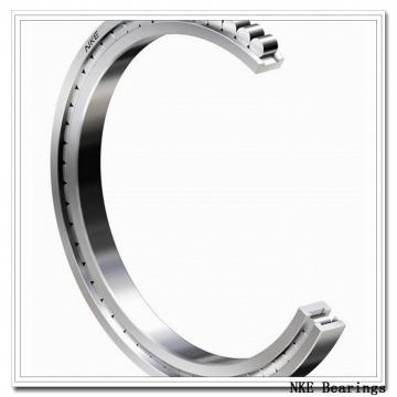 100 mm x 180 mm x 46 mm  NKE 2220-K+H320 self aligning ball bearings