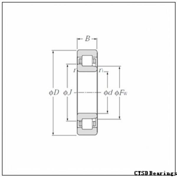 160 mm x 290 mm x 48 mm  CYSD NUP232 cylindrical roller bearings #1 image