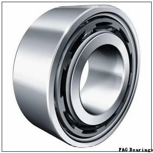 190 mm x 320 mm x 104 mm  FAG 23138-E1A-M spherical roller bearings #1 image